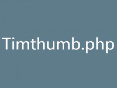 WordPress使用timthumb.php截取文章缩略图-轻语博客